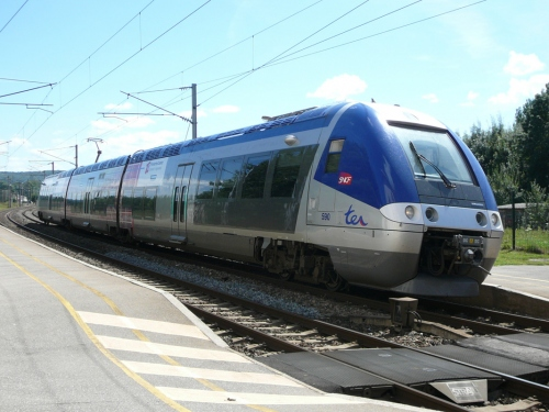 Bombardier AGS for SNCF