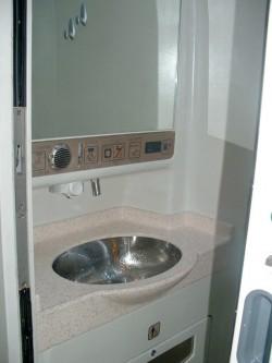 Toilet ETR 500 Eurostar - STD