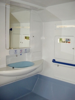 Toilet TSR