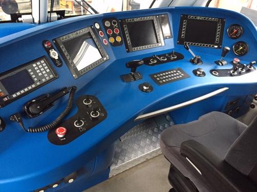 Balm 3 Drive Cab