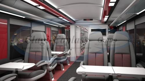 TCDD14000 Red Class 1
