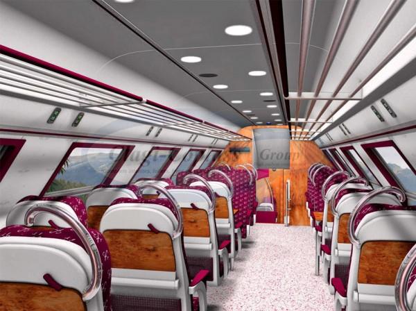 Acvila Train