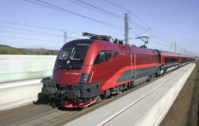 Siemens, Rail Jet OBB