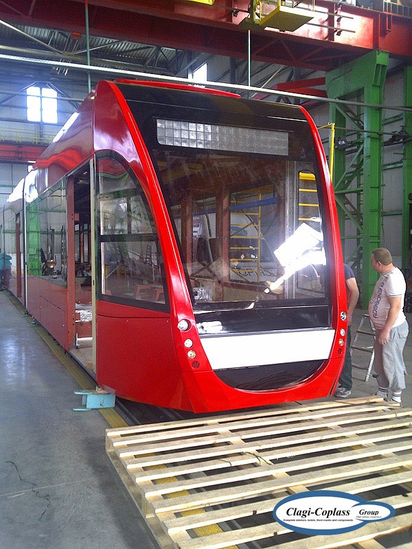 Tram Imperio - Astra Vagoane (Work in progress)