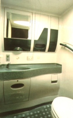 Toilet Giubileo 2000
