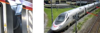 Alstom, New Pendolino Trenitalia, Cisalpino and China