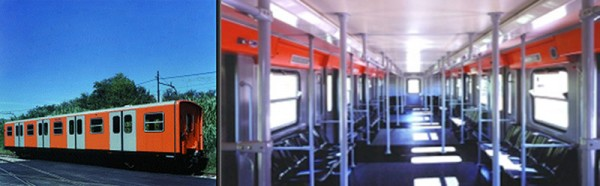 Metro Roma