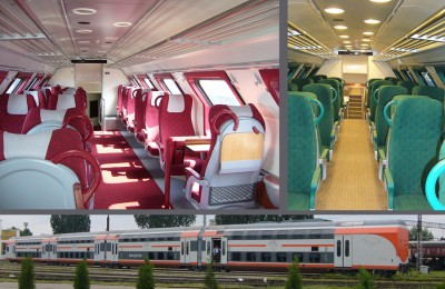 Remar Pascani, Double Deck Train ACVILA