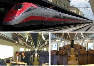 Trenitalia, ETR 500 Eurostar