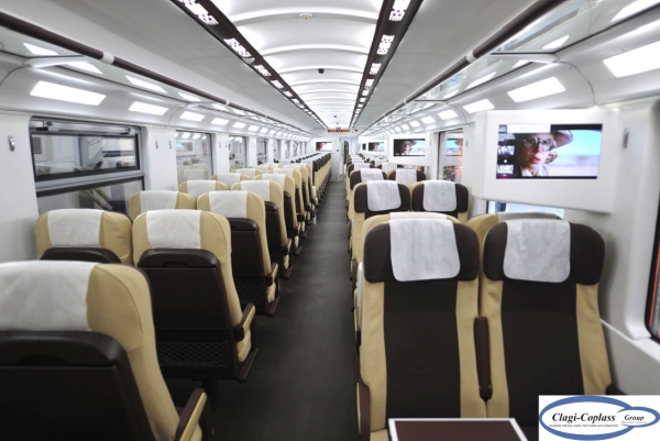 Arenaways, Ava Inter Regio - Saloon coach