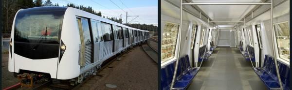 Bombardier Transportation, Metro Bucharest
