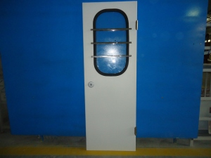 Smoke and Fire Barrier Doors and Walls